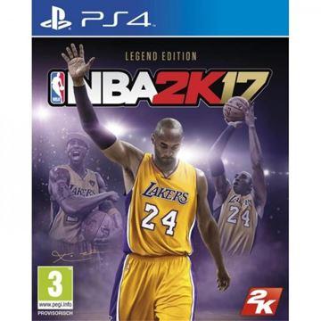 Igra za SONY PlayStation 4, NBA 2K17 Kobe Bryant Legend Edition PS4