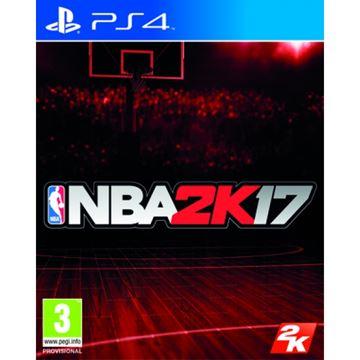 Igra za SONY PlayStation 4, NBA 2K17 PS4