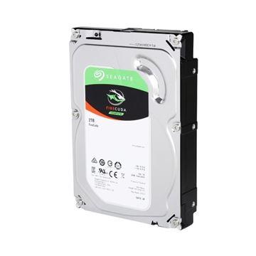 """Tvrdi disk 2000.0 GB SEAGATE FireCuda Guardian ST2000DX002, SSHD, SATA3, 64MB cache, 7200 okr./min, 3.5"""", za desktop"""