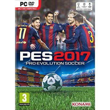 Igra za PC, Pro Evolution Soccer 2017