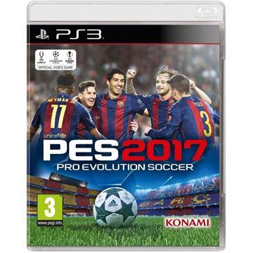 Igra za SONY Playstation 3, Pro Evolution Soccer 2017 PS3