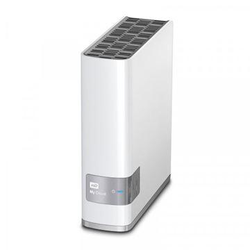 "Tvrdi Disk Vanjski 4000.0 GB, WESTERN DIGITAL, My Cloud WDBCTL0040HWT, NAS, LAN, USB 3.0, 3.5"", Bijeli"
