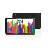 "Tablet računalo I.ONIK GLOBAL TAB L701 4G, 7"" multitouch, QuadCore MT8735 1,3GHz, 1GB RAM, 8GB Flash, 4G LTE, WiFi, BT, GPS, Dual SIM, 2x kamera, Android 5.0, crno"