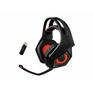 Slušalice ASUS ROG Strix, Wireless 7.1, Gaming, crne