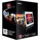 Procesor AMD A6 X2 6420K BOX, Black Edition, s. FM2, 4.0GHz, 1MB cache, GPU 8470D, Dual Core
