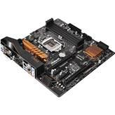 Matična ploča ASROCK B150M-PRO4, Intel B150, DDR4, SATA, PCI-E, G-LAN, D-Sub, HDMI, DVI-D, zvuk, USB 3.0, mATX, s. 1151