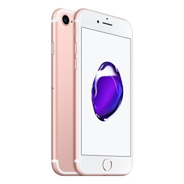 "Smartphone APPLE iPhone 7, 4.7"" IPS multitouch, QuadCore A10 Fusion, 2GB RAM, 128GB Flash, 2x kamera, 4G/LTE, BT, GPS, iOS, rose gold"