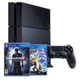Igraća konzola SONY PlayStation 4, 1000GB + Uncharted 4: A Thief's End + Ratchet and Clank
