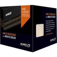 Procesor AMD FX X8 8370 BOX, s. AM3+, 4.0GHz, 16MB cache, Eight Core, Wraith cooler