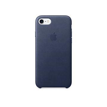Cover APPLE Leather Case, za IPHONE 7, plava