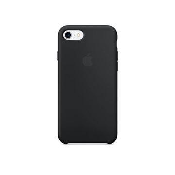 Cover APPLE Silicone Case, za IPHONE 7, crna