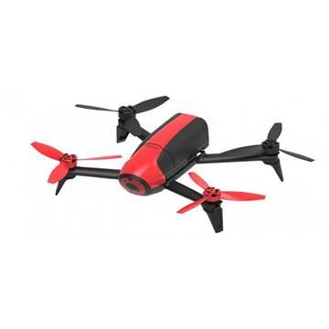 Drone PARROT Bebop 2, kamera, WiFi upravljanje smartphonom,tabletom, crveni