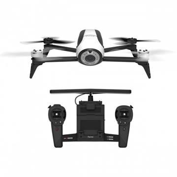 Drone PARROT Bebop 2, SkyControler, kamera, WiFi upravljanje smartphonom,tabletom, bijeli