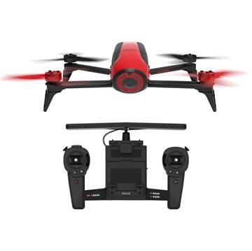 Drone PARROT Bebop 2, SkyControler, kamera, WiFi upravljanje smartphonom,tabletom, crveni