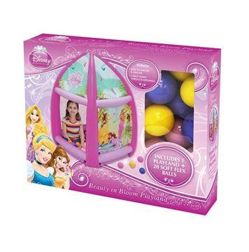 Aktivni centar na napuhavanje JAKKS 3222, Disney Princess, 20 loptica