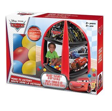Aktivni centar na napuhavanje JAKKS 3247, Disney Pixar Cars, 20 loptica