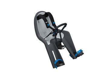 Dječja sjedalica za bicikl THULE RideAlong Mini, tamnosiva/crna