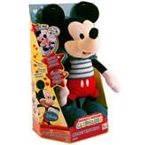 Plišana igračka IMC TOYS 181496, Disney, Kiss Kiss Mickey, 27cm