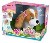 Plišana igračka IMC TOYS 94802, Club Petz, Lola, interaktivni psić