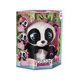 Plišana igračka IMC TOYS 95199, Club Petz, Yoyo, interaktivna panda