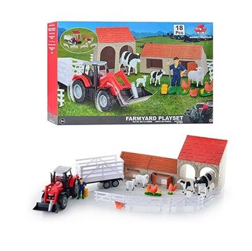 Igračka HTI 1415889, Moja prva farma, set