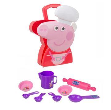 Igračka HTI 1680769, Peppa Pig, Set za kuharicu