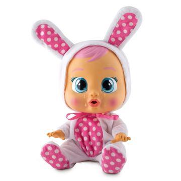 Igračka IMC TOYS 10598, Crybabies, Coney, lutka koja plače