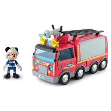 Igračka IMC TOYS 181922, Mickey Mouse Club House, Vatrogasni kamion