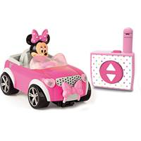 Igračka IMC TOYS 182073, Mickey Mouse Club House, Minnie autić na daljinsko upravljanje