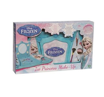 Kreativni set GIOCHI PREZIOSI GPH18489/HR, Frozen, set šminke u kovčegu