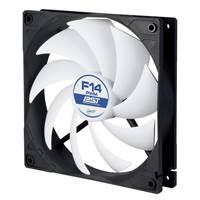 Ventilator ARCTIC COOLING F14 PWM PST, 125mm, 1350 okr/min
