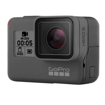 Sportska digitalna kamera GOPRO HERO5 Black Edition, 4K30, 1080p120, 12 Mpixela, WiFi, BT, GPS, USB-C, micro HDMI, microSD