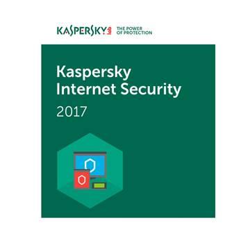 KASPERSKY Internet Security 2017, 1D, licenca jedna godina + 3mj retail