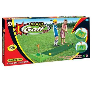 Igračka AO JIE AJ055GF, Golf Set Deluxe