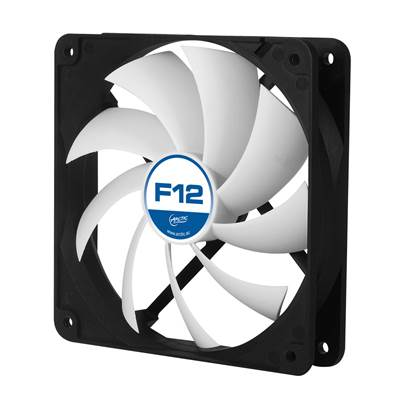 Ventilator ARCTIC F12, 120mm, 1350 okr/min