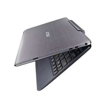 "Tablet računalo ASUS Transformer T100TAF-500G-W10, dock-tipkovnica, 10.1"" IPS multitouch, QuadCore Intel Atom Z3735G 1.33GHz, 1GB RAM, 32GB Flash, SATA 500GB, BT, kamera, Windows 10, sivo"