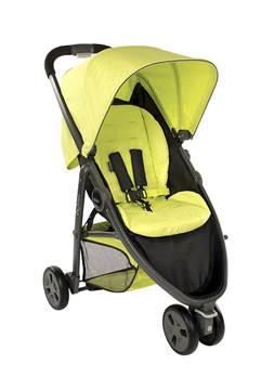 Dječja kolica GRACO 1860947, Evo Mini, žuto-crna