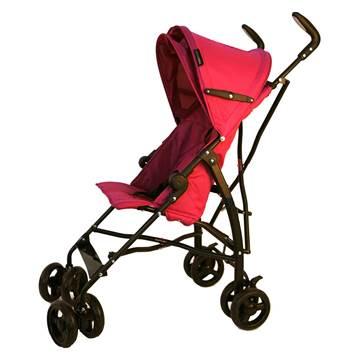 Dječja kolica PRIMEBEBE KGZ6101ARED, Pocket, crvena