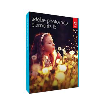 Elektronska licenca ADOBE, Photoshop Elements 15 WIN/MAC IE, trajna licenca
