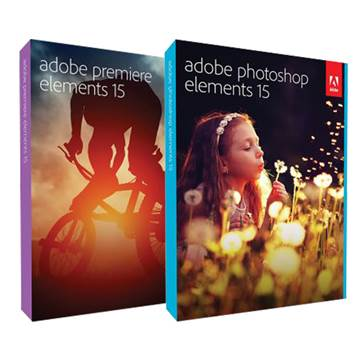 Elektronska licenca ADOBE, Photoshop & Premiere Elements 15 WIN/MAC IE, trajna licenca