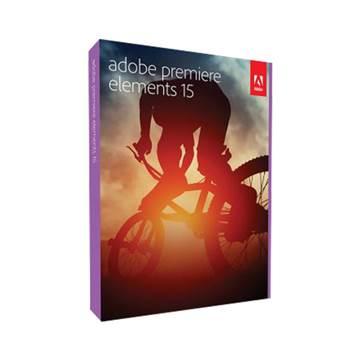 Elektronska licenca ADOBE, Premiere Elements 15 WIN/MAC IE licenca, trajna licenca