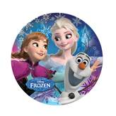 Dječji tanjur TRUDEAU 6110020, Disney, Frozen, 20cm