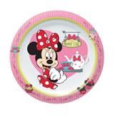 Dječji tanjur TRUDEAU 6970010, Disney, Minnie, 22cm