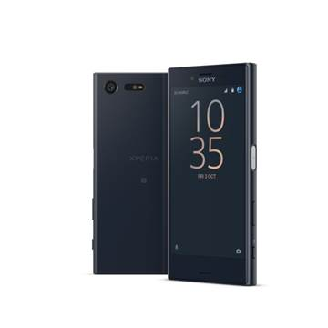 Smartphone SONY Xperia X Compact, 4.6'' HD multitouch, HexaCore Snapdragon 650, 3GB RAM, 32GB Flash, NFC, 4G/LTE, BT, 23MP kamera, Android 6.0, plavi