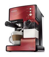 Aparat za kavu BREVILLE VCF046X, crveni