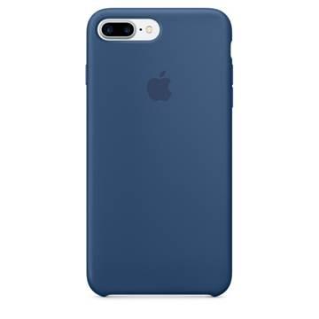 Cover APPLE Silicone Case, za IPHONE 7 plus, tamno plava