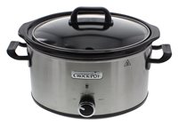 Uređaj za sporo kuhanje CROCK POT CSC025X, 3,5l, srebrni