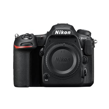 Digitalni fotoaparat NIKON D500, body, 20.9 Mpixela, SD/SDHC, USB, HDMI, TFT Touch, WiFi, NFC, BT, GPS