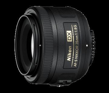 Objektiv za digitalni fotoaparat NIKON AF-S DX 35mm f/1.8G