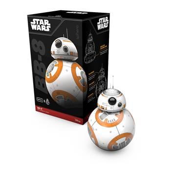 Robot SPHERO R001ROW, Star Wars BB-8 Droid, iOS/Android upravljanje, BT, brzina do 7.2km/h, domet do 30m